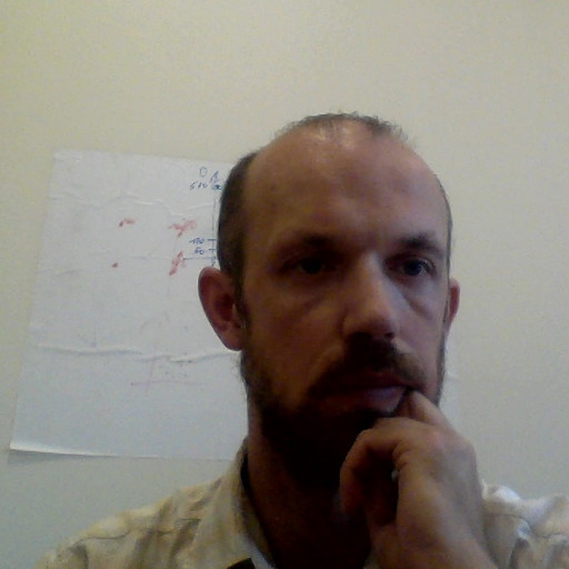 Obraz dr inż. Łukasz Chomątek