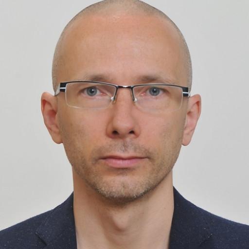 Obraz dr hab. inż. Szymon Głąb