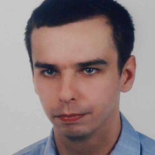 Obraz dr inż. Kamil Stokfiszewski
