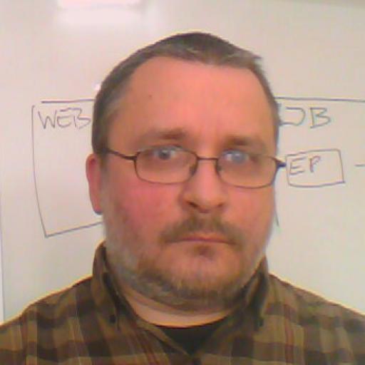 Obraz dr inż. Michał Karbowańczyk